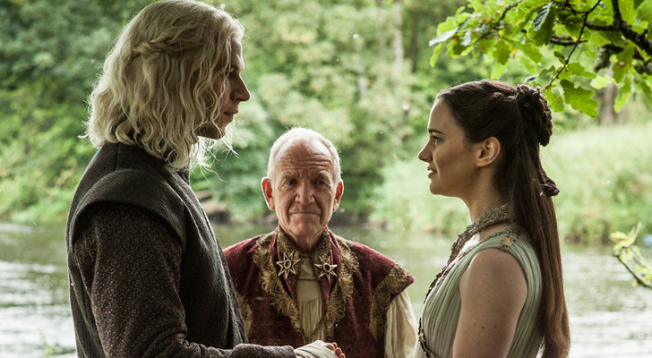Wilf Scolding known by millions as Rhaegar Targaryen on The Game of Thrones is running the Edinburgh Marathon