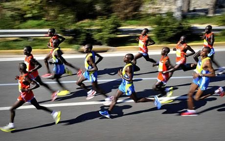 Kenyan Elite athletes field determined to set new record in Athens Marathon this Sunday