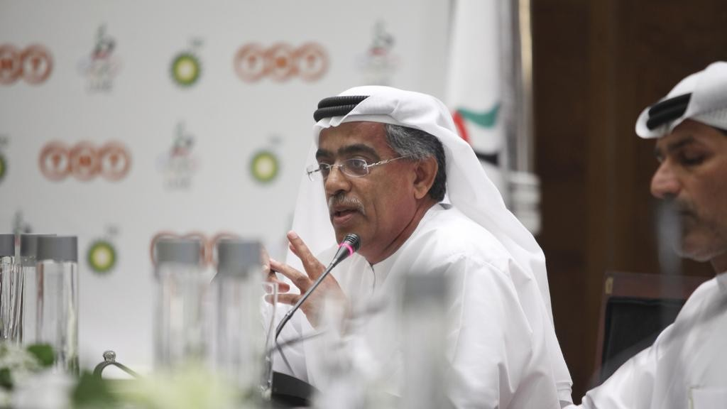 President of the UAE Athletics Federation Ahmad Al Kamali has been suspended for six months upholding corruption charges