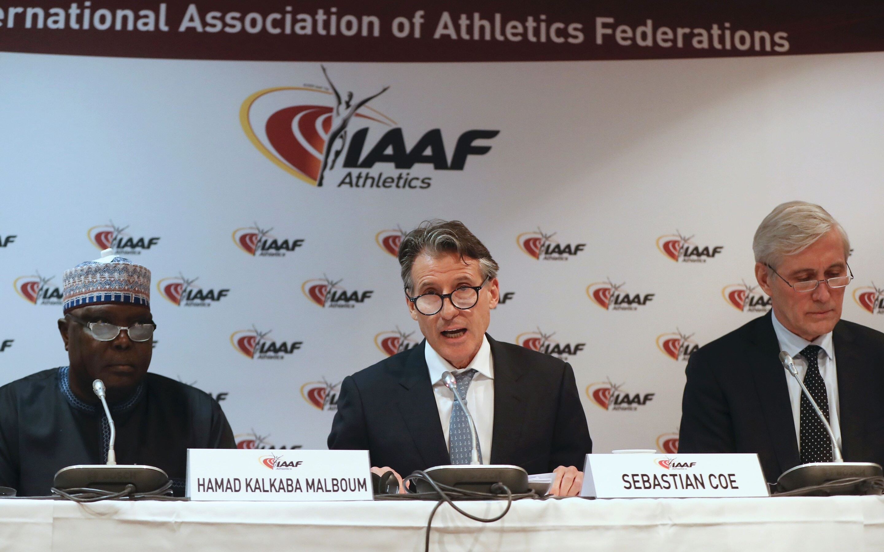 Russian athletics federation Could be expelled from membership of World Athletics