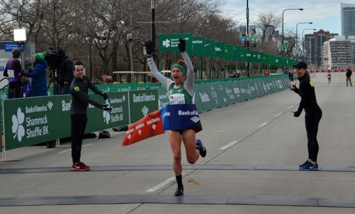 Alexi Pappas gets set to make her marathon debut at Chicago Marathon