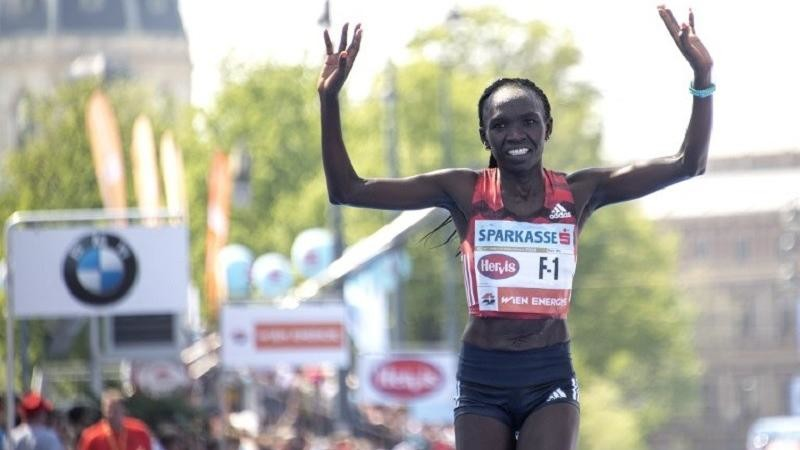 Kenya's Nancy Kiprop, a three-time winner of Vienna City Marathon, said Wednesday she is ready to earn big city status in distance running by securing victory at the New York City Marathon on November 3