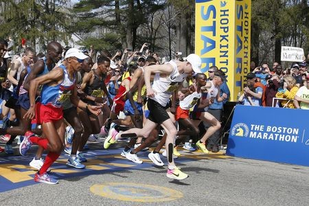 The Boston Marathon Could Be Postponed