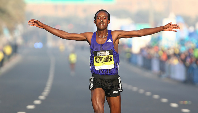Tsegaye Mekonnen from Ethiopia, is set to compete at Toronto Marathon