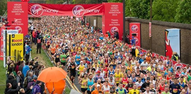 More than 450,000 runners want to run the next London Marathon, the most ever