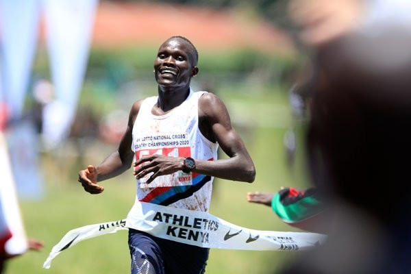 Kenyan Kibiwott Kandie has shifted his focus to the 14th edition of Ras Al Khaimah Half Marathon to be held on Friday in the United Arab Emirates