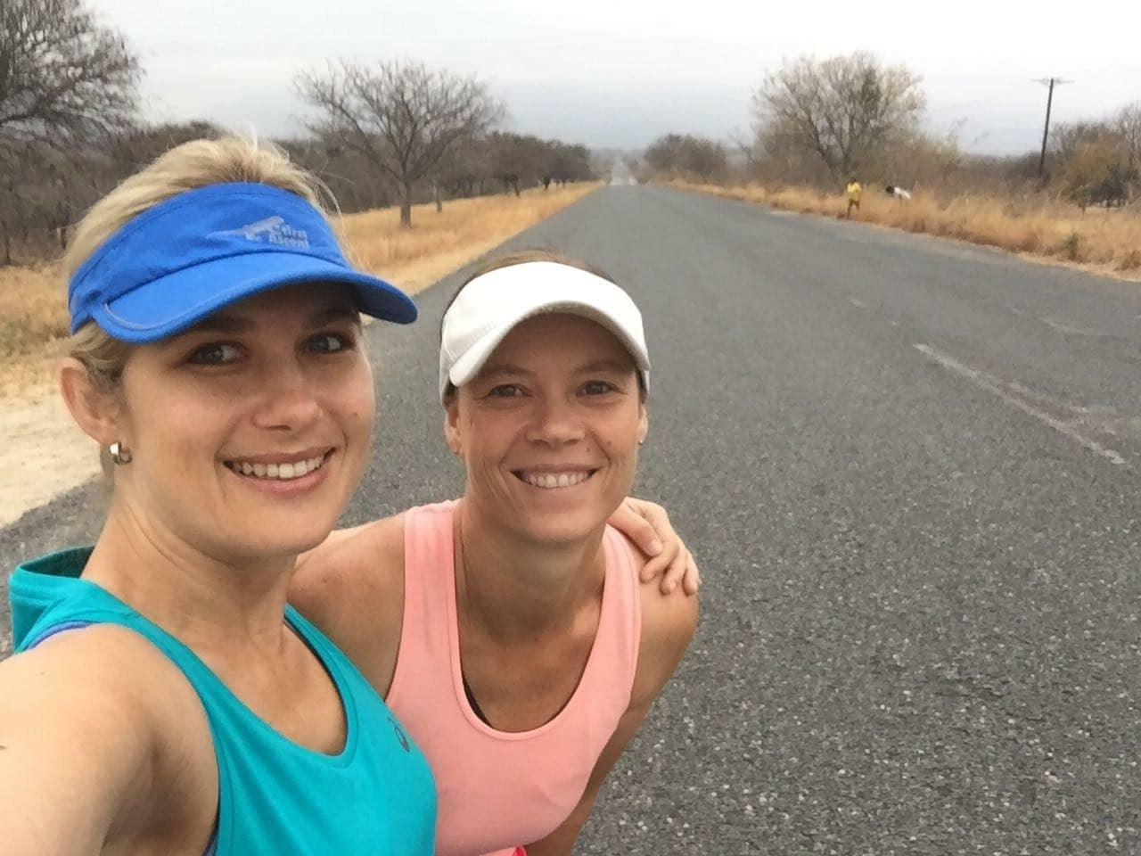 Run The World Challenge 2 Profile: Romance got Carmen Gair hooked on running