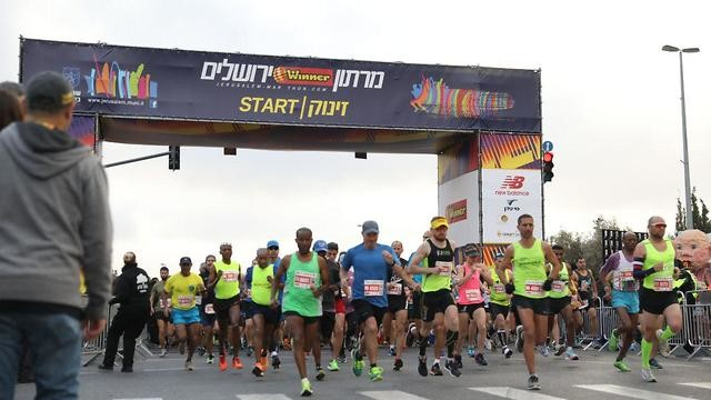 The organizers of Jerusalem Marathon decided to cancel the event due to coronavirus