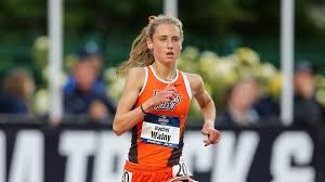Rachel Walny signs a pro contract with Elite Runner Managment and her next race will be the Crim 10-miler
