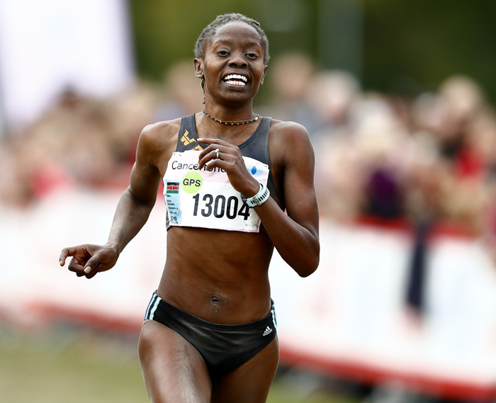 Kenyan Sylvia Kiberenge is expected to finish strong on Sunday at Copenhagen Marathon