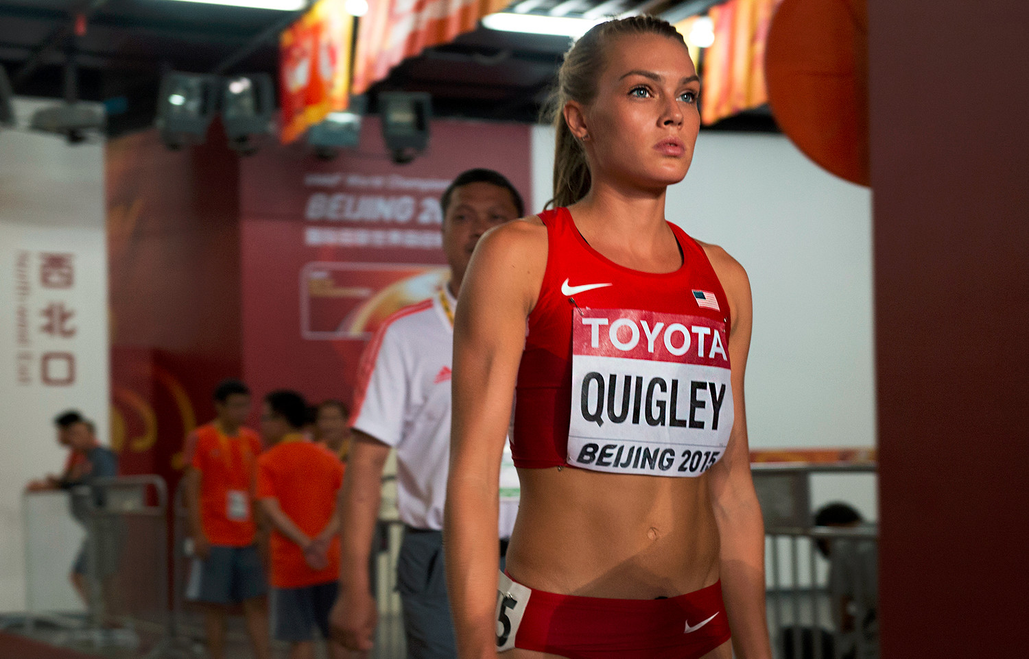 U.S. Olympian Colleen Quigley will defend her title at the NYRR Wanamaker Mile at the Millrose Games