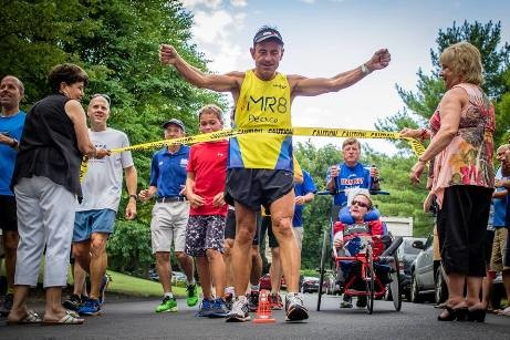 Global Run Challenge Profile: Boston Marathon Director Dave McGillivray has run over 150,000 Miles