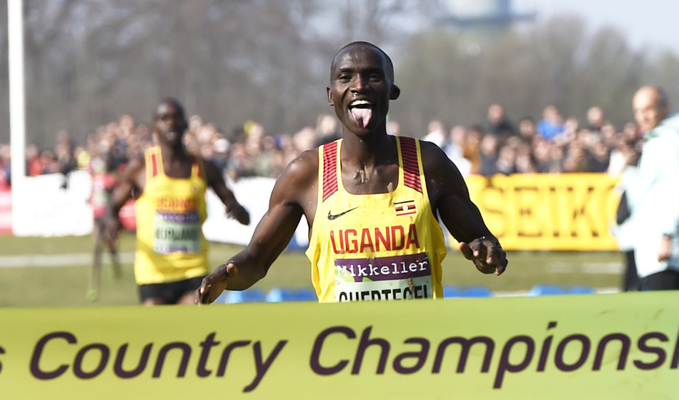 Uganda´s Joshua Cheptegei will target 10K world record in Valencia