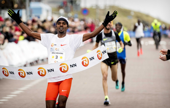 Leading ethiopian trio, Ayele Abshero, Solomon Deksisa and Tadu Abate are set to battle at the TCS Amsterdam Marathon on Sunday October 20