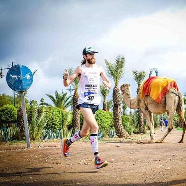Michael Wardian will be running the World Marathon Challenge once again, he holds the world record averaging 2:45:57 for the 7 marathons