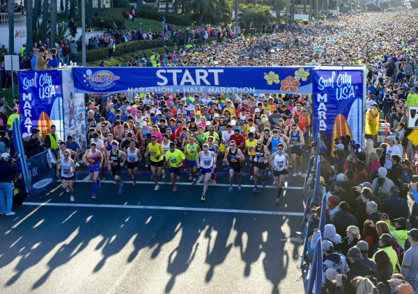 The Surf City Marathon and Half Marathon announced today that they are offering free entry to furloughed Government employees