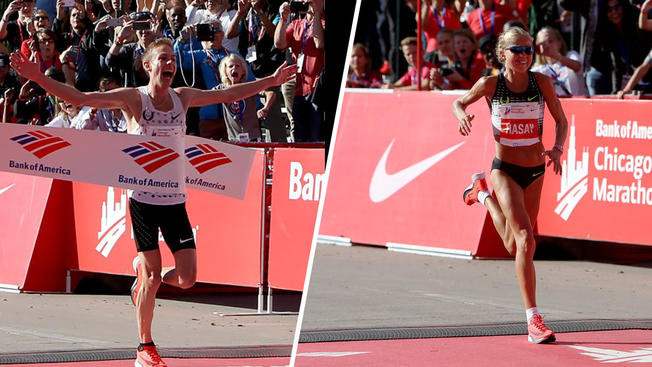 Gallen Rupp and Jordan Hasay have confirmed they will be running the Chicago Marathon