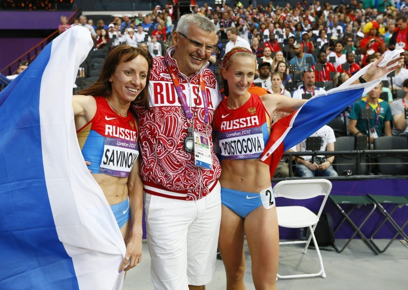 Russia's leading track and field athletes to compete at Olympics in Japan