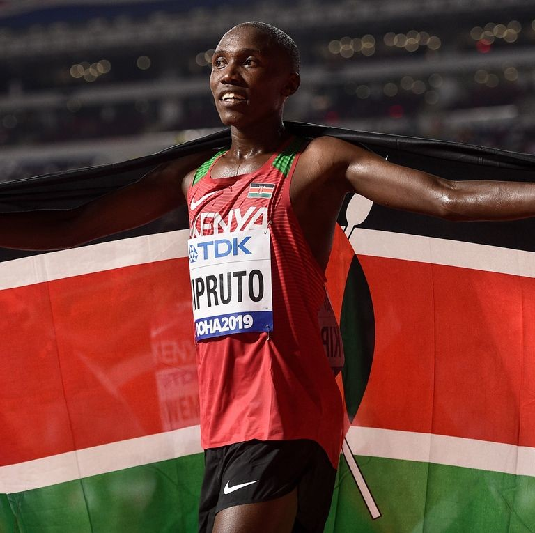 Kenyan´s Rhonex Kipruto and  Jacob Kiplimo from Uganda contest key talking point in Valencia race