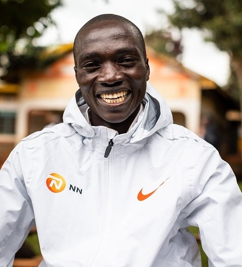 Uganda's Felix Chemonges goal is to win the Scotiabank Toronto Waterfront Marathon