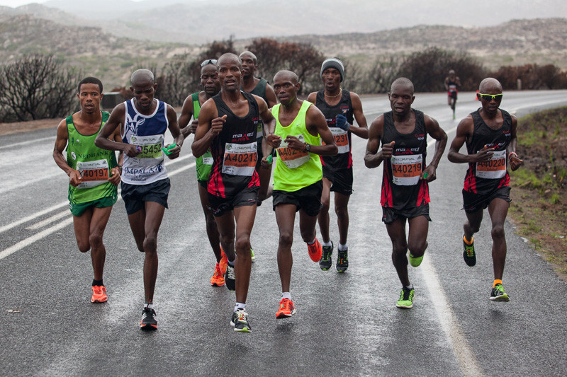 Strong Kenyan runners will compete at Two Oceans marathon