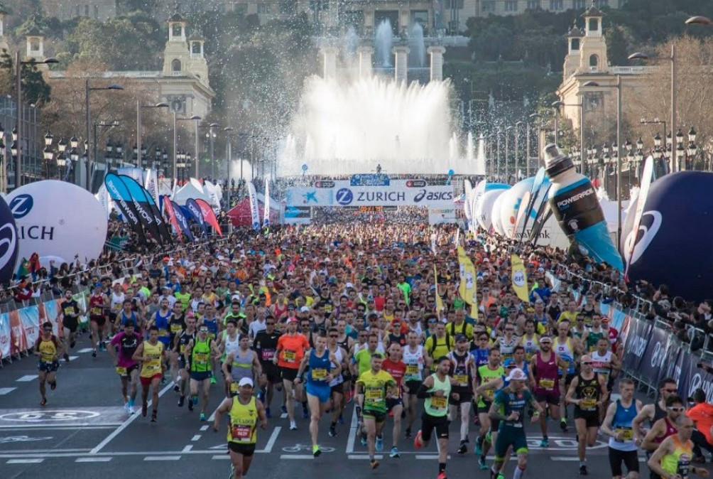 The Barcelona Marathon will be postponed until October due to coronavirus