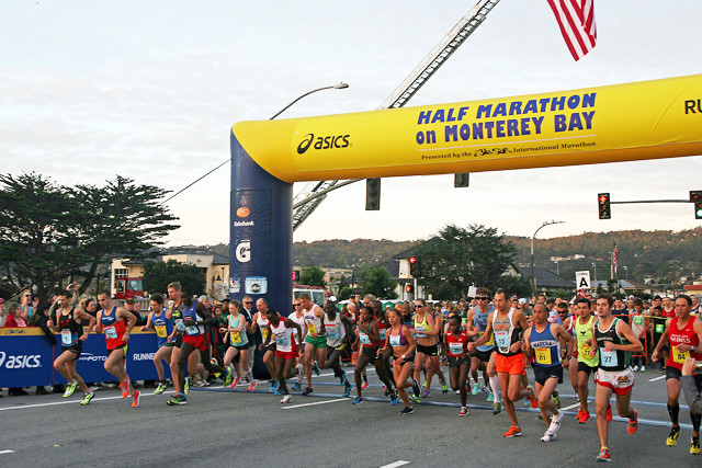 Monterey Bay Half Marathon cancelled due to wildfire smoke in northern California rendered air quality unsafe
