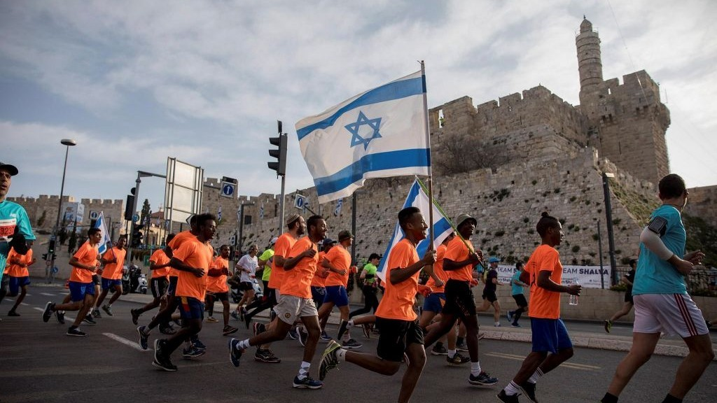 The Israel running boom is in full swing with the Jerusalem marathon leading the way