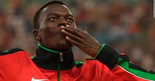 Kenya's world 400m hurdles champion Nicholas Bett, 28, dies after a car crash