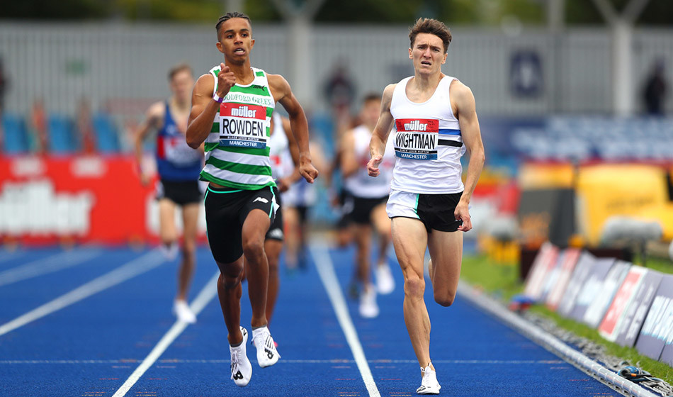 Seb Coe  believes Daniel Rowden, Jake Wightman and others are on the right track to succeed at the highest level