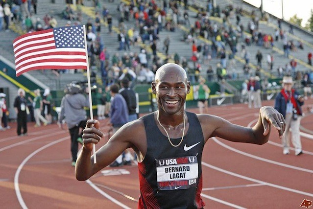 Middle Distance Superstar Bernard Lagat at 43-years-old move to the roads has been impressive