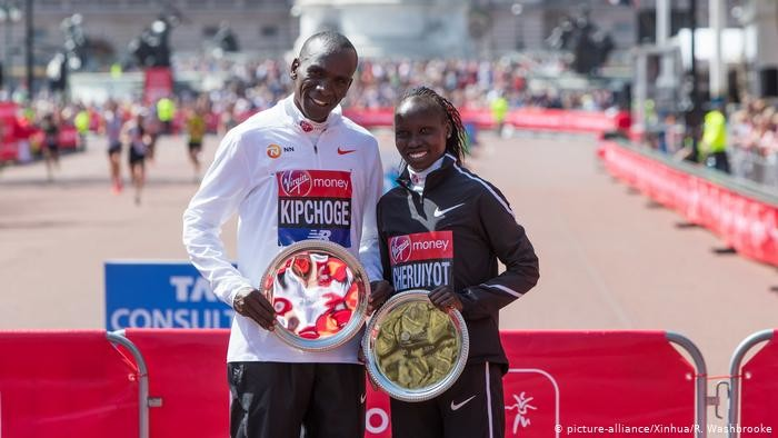 Eliud Kipchoge and Vivian Cheruiyot will be grateful returning to action in London marathon
