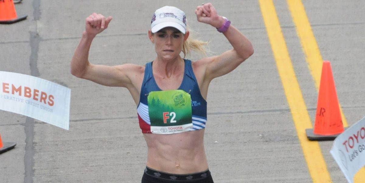 Kellyn Taylor, the seventh-fastest USA marathon woman will run her next marathon at the Volkswagen Prague Marathon