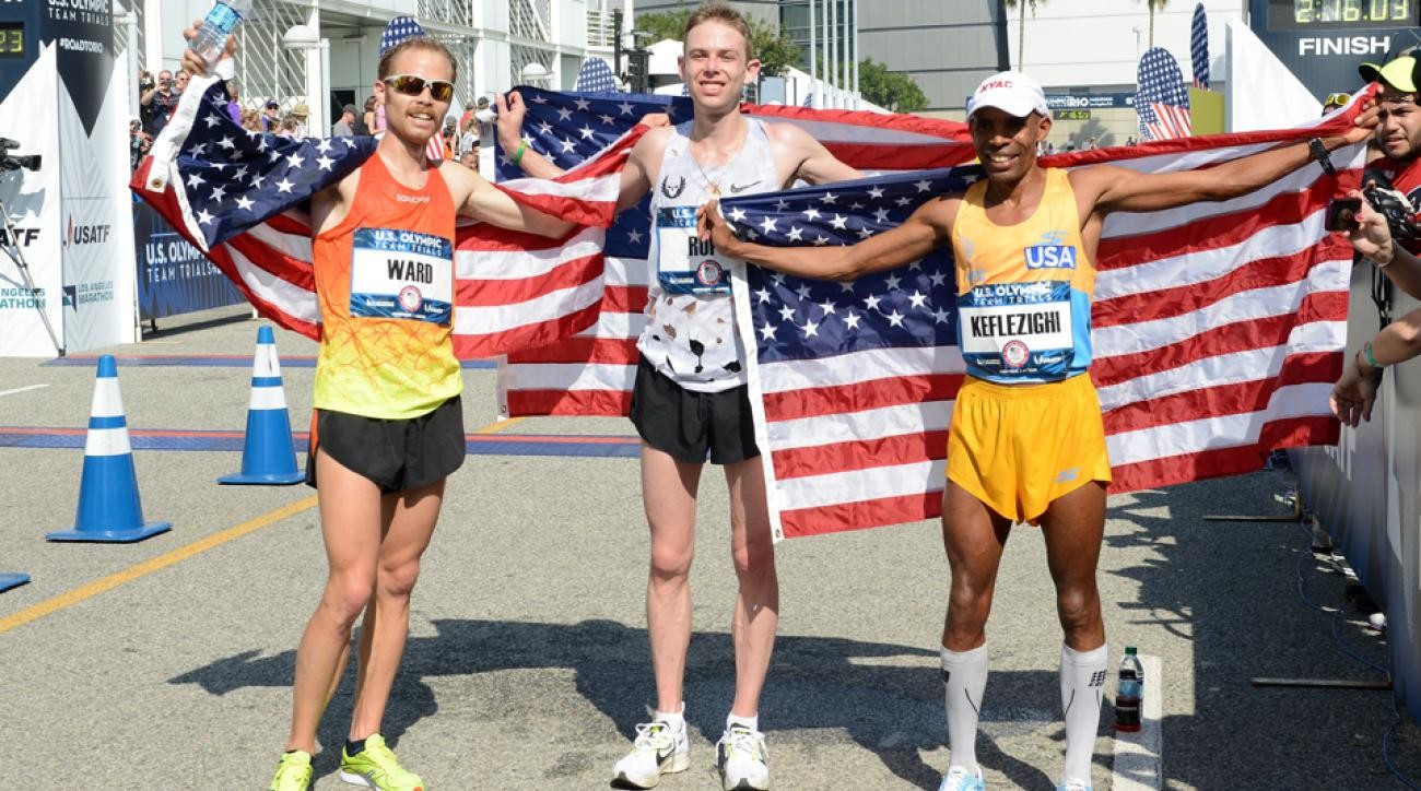 Galen Rupp and Jared Ward, who placed first and third at the 2016 U.S. Olympic Team Trials – Marathon lead the way Saturday, headlining a deep and talented men's field that brings together the best of the best