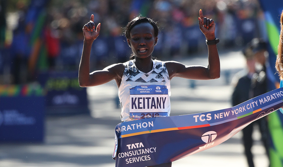 Defending champions Mary Keitany and Lelisa Desisa will return to the TCS New York City Marathon