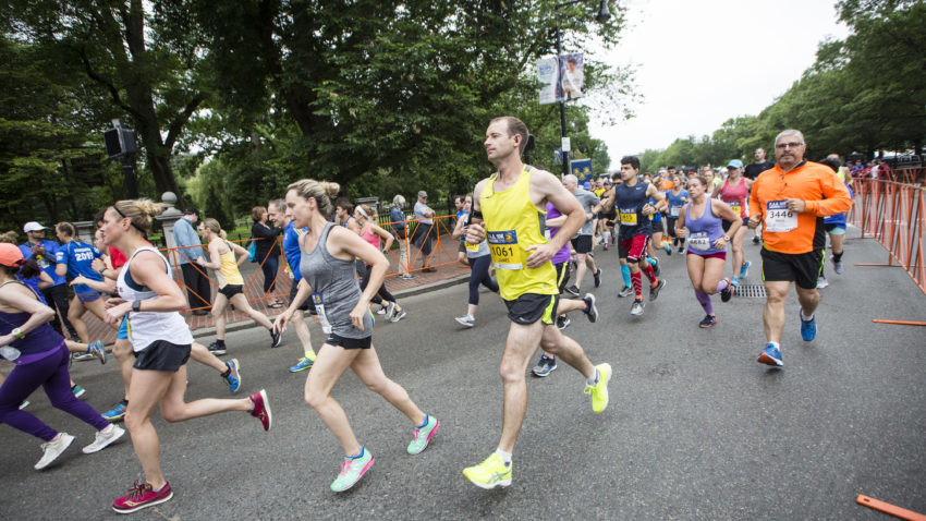 Massachusetts runners are the fastest marathoners in the United States