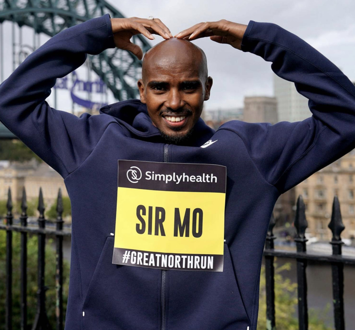 Mo Farah says to get ready for the Tokyo  Olympics he has to run more Marathons and that is why he is running Chicago