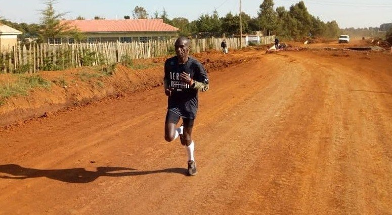The 2020 sports season is lost to many sportsmen, but  Eliud Kipchoge hopes to return stronger in 2021 and win a back-to-back Olympic title
