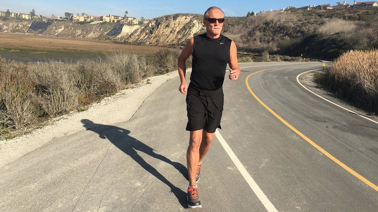 Robert Owens, 66-year-old plans to run 7 marathons in 7 days on 7 continents