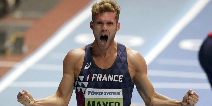 Kevin Mayer, Pierre-Ambroise Bosse and Yohann Diniz are part of the first wave of athletes selected by the French Athletics Federation for the IAAF World Athletics Championships Doha 2019
