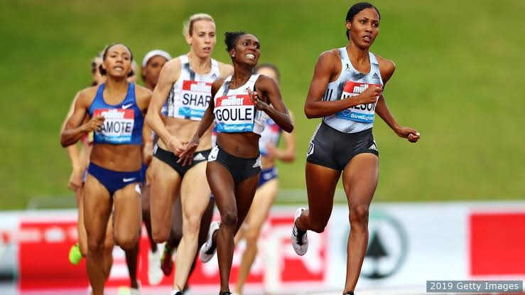 Jamaica's record-holder Natoya Goule is set for another showdown with Ajeé Wilson in the Jack and Lewis Rudin Women's 800m at the 113th NYRR Millrose Games
