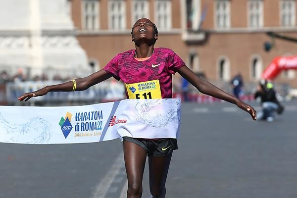 Ethiopian women's runners looking at dominating the Rome Marathon Again