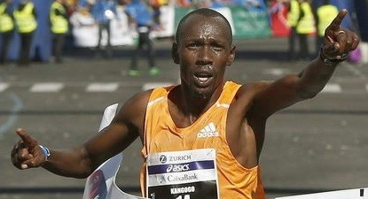 Kangogo and Tanui are set to take on the Venice Marathon