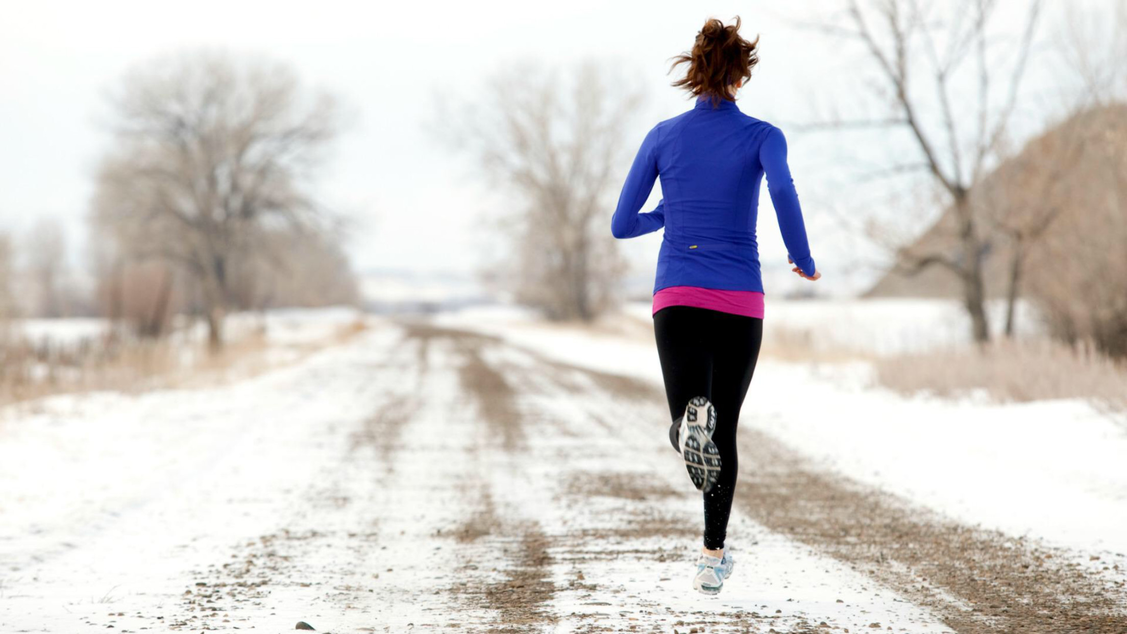 Running In Cold Weather Is Challenging