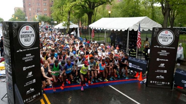 Popular Brooklyn Half on May 16 is cancelled due to the ongoing coronavirus