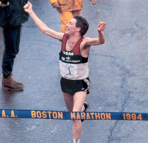 Geoff Smith, Two Time Boston Marathon Winner Attending Running USA 2018