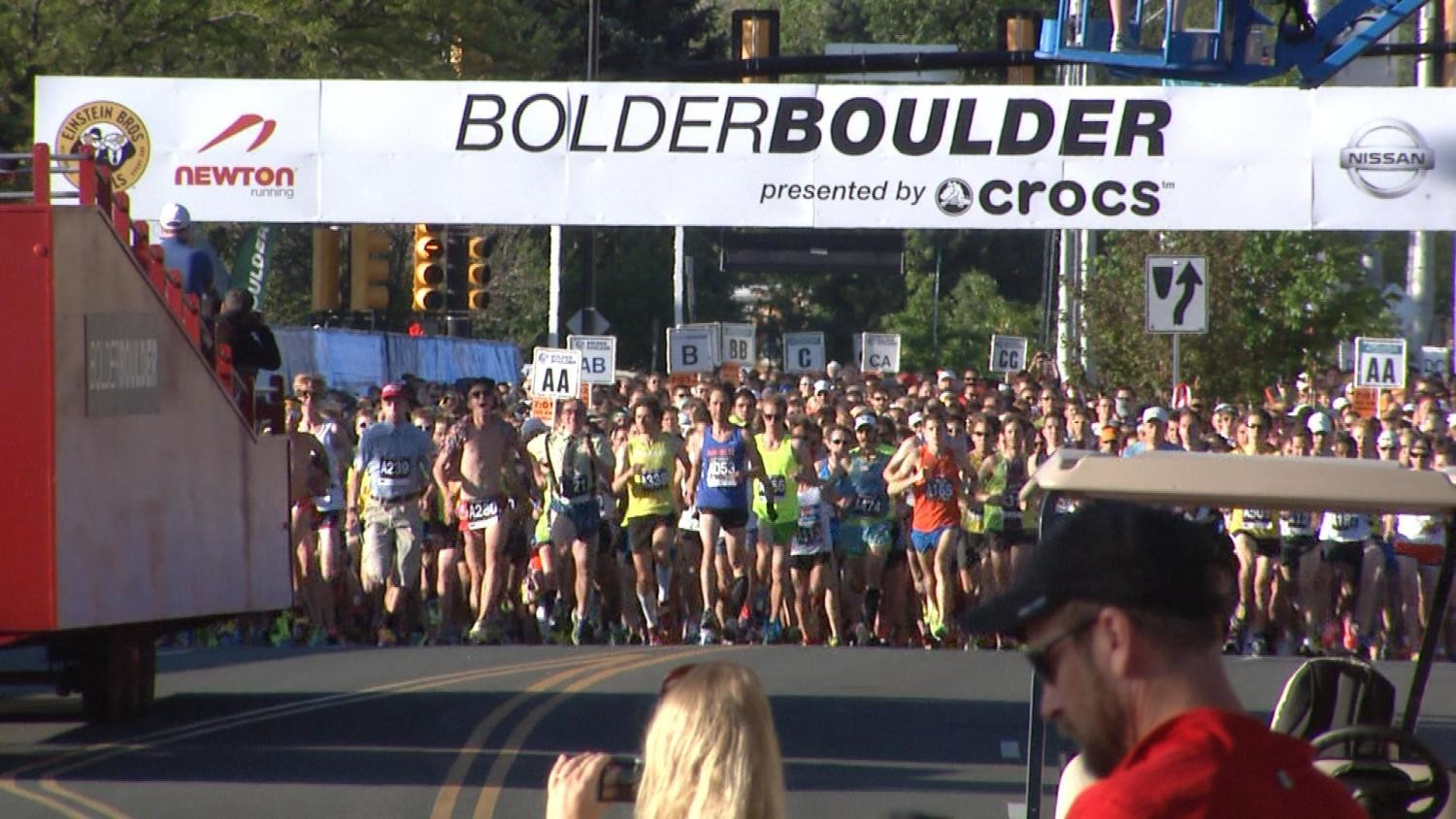 Bolder Boulder 10k has been moved from Memorial Day to Labor Day