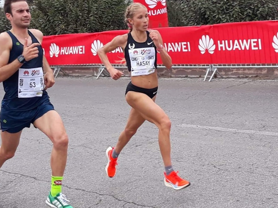 The Roma-Ostia Half Marathon was once again a fast race but with some surprises