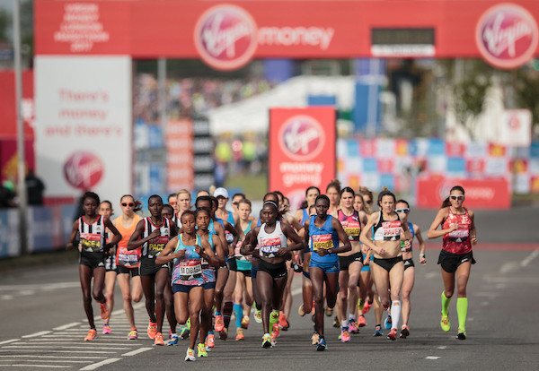 This year London Marathon will have the deepest women's field in marathon history