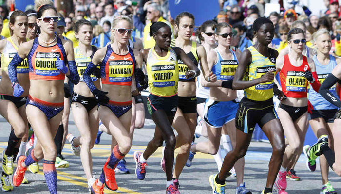 Nine former champions will be running the Boston Marathon this year